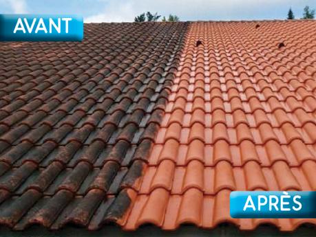 Traitements des toitures - Produit traitement toiture ...